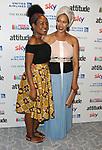 Mzz Kimberley  at  the Attitude Pride awards Berkeley, London