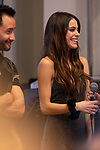 Argentine singer Tini during the press conference and rehearsal of Festival Unicos. September 22, 2019. (ALTERPHOTOS/Johana Hernandez)