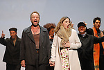 WELCOME TO THE VOICE - Steve Nieve..Théâtre du Chatelet - Paris..15 november 2008....Dionysos - Sting..Lily, the singer - Sylvia Schwartz....Credit : Laurent PAILLIER / ArenaPAL