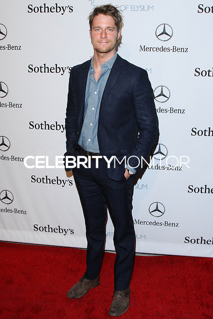 "HOLLYWOOD, LOS ANGELES, CA, USA - FEBRUARY 26: Jake McDorman at The Art Of Elysium's 7th Annual ""Pieces Of Heaven"" Charity Art Auction held at Siren Studios on February 26, 2014 in Hollywood, Los Angeles, California, United States. (Photo by David Acosta/Celebrity Monitor)"