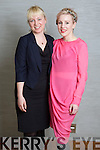 Joanne Hynes and Liada?n Hynes Judges at the Kerry Fashion Weekend Fashion Awards Lunch at the Aghadoe Heights Hotel, Killarney on Sunday.