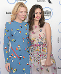 Cate Blanchett and Emmy Rossum attends 2015 Film Independent Spirit Awards held at Santa Monica Beach in Santa Monica, California on February 21,2015                                                                               © 2015Hollywood Press Agency