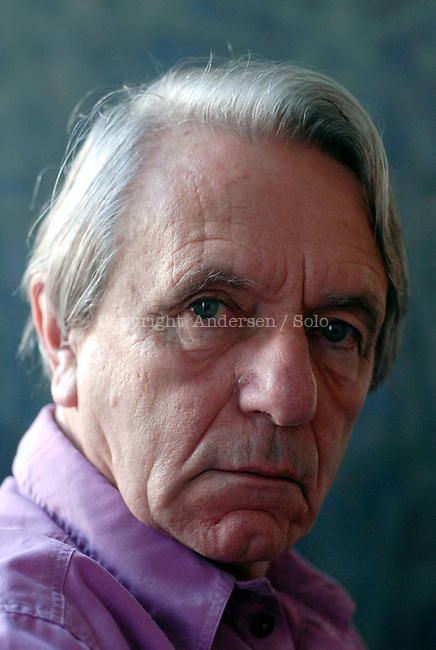 Jacques Ranciere, French philosopher.