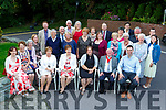 Kerry Toastmasters at their annual Summer dinner party in the Randles Court Hotel Killarney on Saturday evening