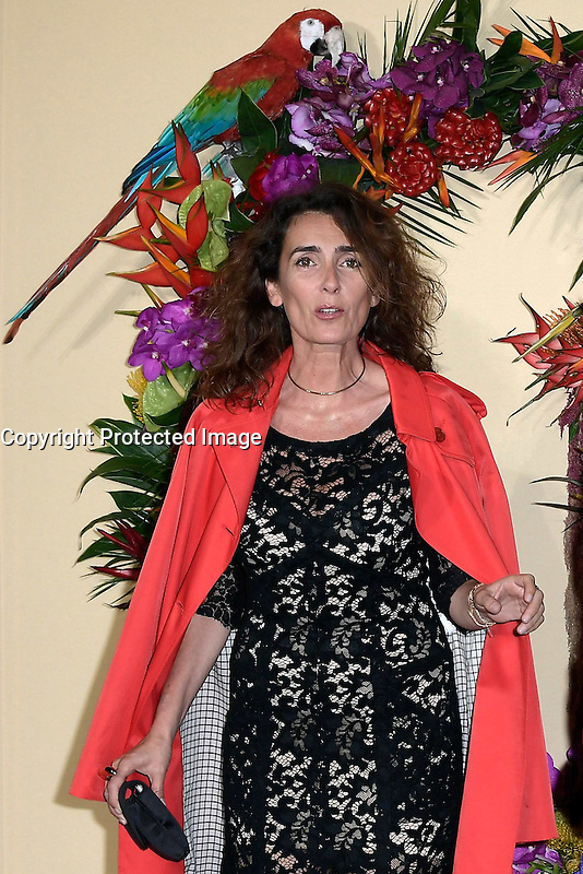 Mademoiselle AGNES ( Agnes Boulard ) - Gala d'ouverture de l'Opera de Paris - 24 septembre 2016 - Opera Garnier Paris - France