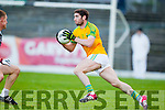 Killian Young South Kerry in action against  Legion at the Kerry County Senior Football Final at Fitzgerald Stadium on Sunday.