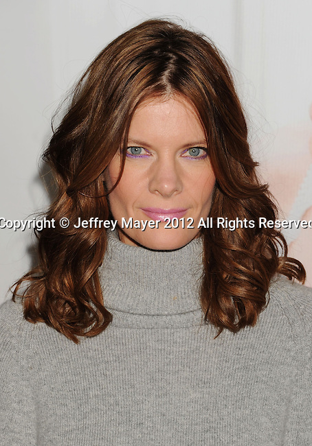 HOLLYWOOD, CA - DECEMBER 12: Michelle Stafford arrives at the 'This Is 40' - Los Angeles Premiere at Grauman's Chinese Theatre on December 12, 2012 in Hollywood, California.