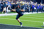 Chris Polk, touchdown The University of Washington Huskies beat the University of Arizona 42-31 at Husky Stadium in Seattle, Wash. on Saturday October 29, 2011.(Photography By Scott Eklund/Red Box Pictures)
