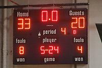 Basketball 8th Grade Boys 2/1/2020