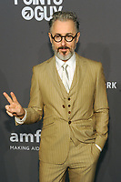 NEW YORK, NY - FEBRUARY 6: Alan Cumming arriving at the 21st annual amfAR Gala New York benefit for AIDS research during New York Fashion Week at Cipriani Wall Street in New York City on February 6, 2019. <br /> CAP/MPI/JP<br /> ©JP/MPI/Capital Pictures