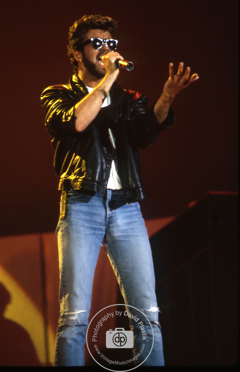 George Michael , WHAM