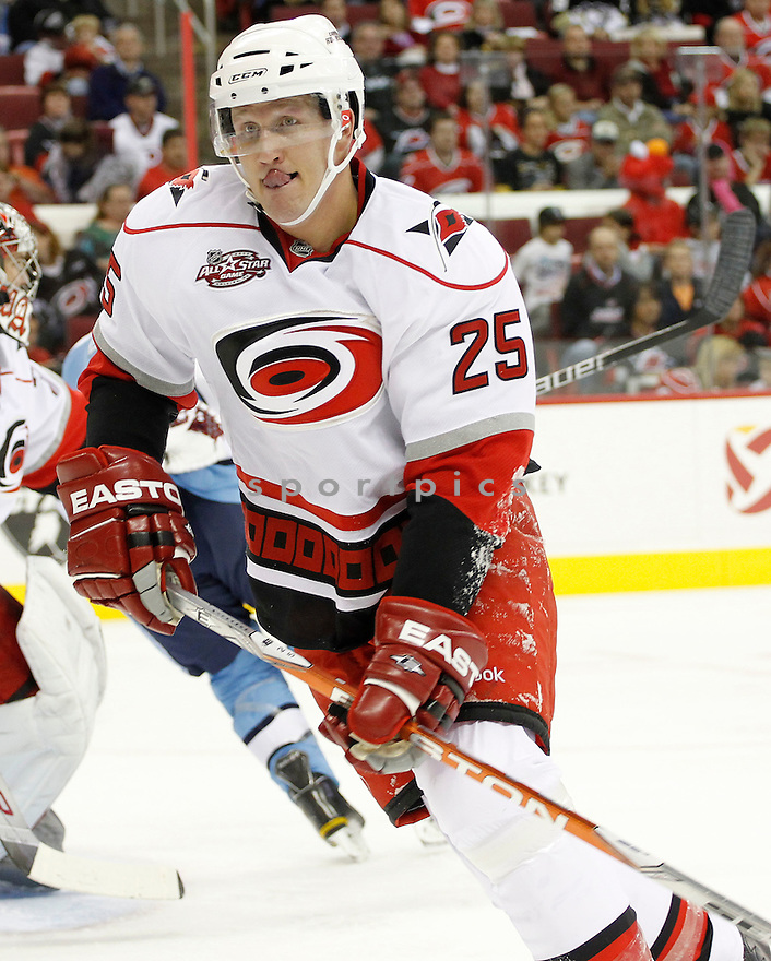 JONI PITKANEN, of the Carolina Hurricanes.