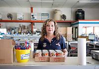 Rosa A. Olivas.Hardware store owners in Mexicali, Baja California, and San Luis Rio Colorado, Sonora.  Mexico
