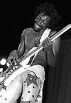 Bootsy Collins, June 2,1978, Oakland Coliseum Arena, Oakland,CA, 35-19-18