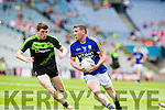 All Ireland Junior Football Final 6/8/2016<br /> Kerry's Niall O'Shea and Eoin O'Donoghue of Mayo <br /> Pic : Lorraine O'Sullivan