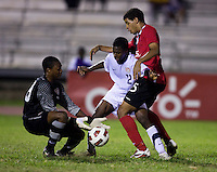 Jordan Hamilton, Joseph Amon, Kendall McIntosh. The United States defeated Canada, 3-0, during the final game of the CONCACAF Men's Under 17 Championship at Catherine Hall Stadium in Montego Bay, Jamaica.