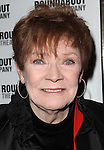 Polly Bergen attending the Broadway Opening Night Performance of 'The Mystery of Edwin Drood' at Studio 54 in New York City on 11/13/2012
