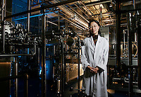 Linda Zhang, R&D Lab Manager at Coca Cola China.