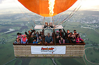 20160329 March 29 Hot Air Balloon Gold Coast