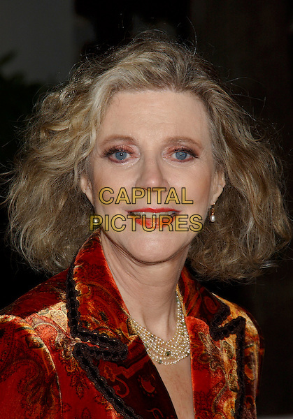 "BLYTHE DANNER.""Meet The Fockers"" Los Angeles Premiere held at Universal Amphitheatre, Universal City, California, USA, .16 December 2004  .portrait headshot.Ref: ADM.www.capitalpictures.com.sales@capitalpictures.com.©Laura Farr/AdMedia/Capital Pictures ."