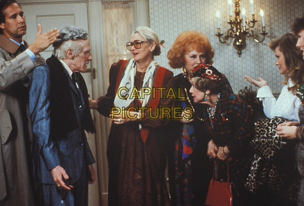 National Lampoon's Christmas Vacation (1989) <br /> Doris Roberts, Diane Ladd, Chevy Chase, William Hickey, Beverly D'Angelo &amp; Mae Questel<br /> *Filmstill - Editorial Use Only*<br /> CAP/KFS<br /> Image supplied by Capital Pictures