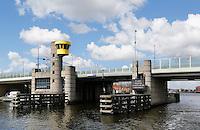 Nederland Zaandam 2016 04 17. De Den Uylbrug.  Foto Berlinda van Dam / Hollandse Hoogte