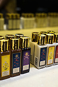 Luxury Ayurvedic products from the Forest Essentials seen on the shelves in Mumbai, India. Photo: Sanjit Das/Panos