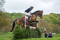 BRA-Carlos Paro. 2013 GBR-Chatsworth International Horse Trials. Sunday 12 May. Copyright Photo: Libby Law Photography