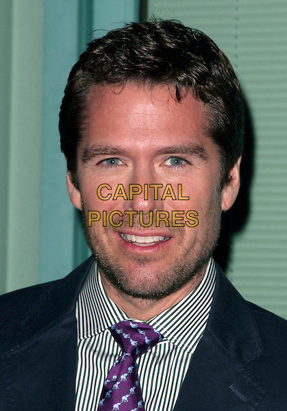 "ALEXIS DENISOF.The Academy of Television Arts & Sciences presents an evening with the cast of ""How I Met Your Mother"" held at the Leonard H. Goldenson Theatre, North Hollywood, California, USA, .27 January 2009..portrait headshot tie .CAP/ADM/CH.©Charles Harris/AdMedia/Capital Pictures"