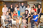 Cullina NS, Beaufort staff enjoying their Christmas party in the Plaza Hotel, Killarney on Friday night front row l-r: Marie Murphy, Moira Cronin, Agneas Curran, Una Costello. Back row: Ellen Doyle, Lorraine Counihan, Lisa Fogarty-Murphy, Theresa Coffey, Siobhain O'Shea, Pat Fitzgerald, Nora Ferris, Jemma Doyle, Emma Dennehy and Maria O'Sullivan.