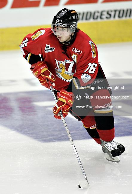 QMJHL (LHJMQ) Baie-Comeau Drakkar  #16 Francois Bouchard