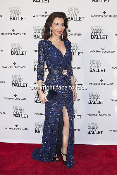 NEW YORK, NY - MAY 8: Fe Fendi attends New York City Ballet's Spring 2013 Gala at David H. Koch Theater, Lincoln Center on May 8, 2013 in New York City...Credit: MediaPunch/face to face..- Germany, Austria, Switzerland, Eastern Europe, Australia, UK, USA, Taiwan, Singapore, China, Malaysia, Thailand, Sweden, Estonia, Latvia and Lithuania rights only -