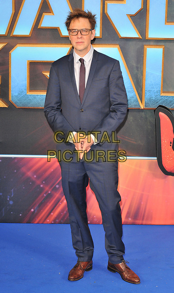 James Gunn at the &quot;Guardians of The Galaxy Vol. 2&quot; European gala film premiere, Hammersmith Apollo (Eventim Apollo), Queen Caroline Street, London, England, UK, on Monday 24 April 2017.<br /> CAP/CAN<br /> &copy;CAN/Capital Pictures