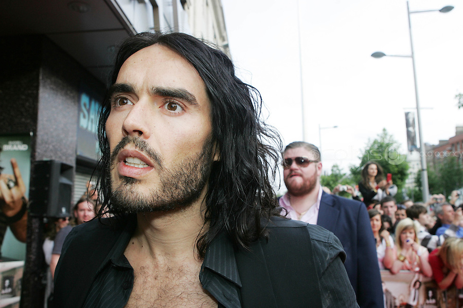 22/6/2010. Get Him to the Greek Irish Premiere. Russell Brand