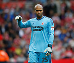 Darren Randolph of Middlesbrough during the Championship match at the Riverside Stadium, Middlesbrough. Picture date: August 12th 2017. Picture credit should read: Simon Bellis/Sportimage