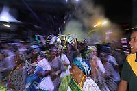 SÃO PAULO, SP, 01.12.2018 – CARNAVAL-SP – A Liga das Escolas de Samba de SP, comemora o dia Nacional do Samba com o lançamento do CD de Sambas de Enredo do Carnaval 2019, a escola de samba Unidos do Peruche na Fábrica do Samba em São Paulo neste sábado, 01(Foto: Nelson Gariba/Brazil Photo Press)