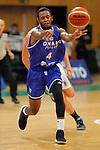 Basketball Champions League 2017/18 - Previus.<br /> Divina Seguros Joventut vs Dinamo Tbilisi: 86-66.<br /> Boyd Lavell Lafrey.