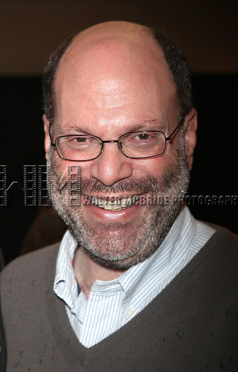 Scott Rudin.attending the 65th Annual Tony Awards Meet The Nominees Press Reception at the Millennium Hotel in New York City.