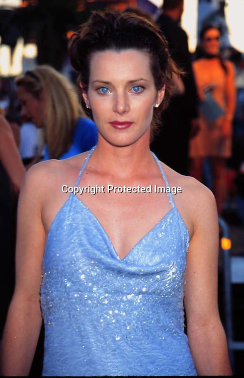©KATHY HUTCHINS/HUTCHINS.CON AIR PREMIERE  JUNE 2, 1997.HARD ROCK HOTEL, LAS VEGAS, NV.ANGELA FEATHERSTONE