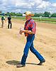 J. Larry Jones at Delaware Park on 7/26/17