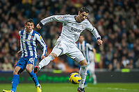 Cristiano Ronaldo heel pass