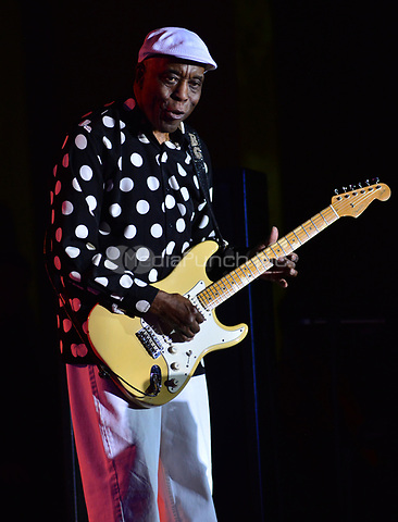 POMPANO BEACH, FL - APRIL 06: Buddy Guy performs Live onstage at Pompano Beach Amphitheatre on April 6, 2017 in Pompano Beach, Florida. Credit: MPI10 / MediaPunch