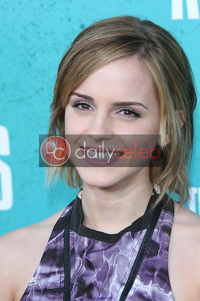 Emma Watson<br /> at the 2012 MTV Movie Awards Arrivals, Gibson Amphitheater, Universal City, CA 06-03-12<br /> David Edwards/DailyCeleb.com 818-249-4998