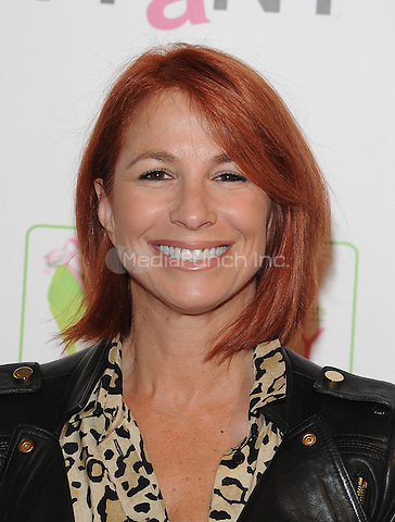 New York,NY-October 8: Jill Zarin at QVC presents 'FFANY Shoes on Sale' at Waldorf Astoria Hotel ln New York City on October 8, 2014. Credit: John Palmer/MediaPunch