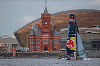 Extreme Sailing Series 2016 - Cardiff - 23.06.2016