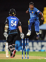 150129 International One-Day Cricket - NZ Black Caps v Sri Lanka