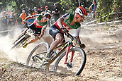 9th September 2017, Smithfield Forest, Cairns, Australia; UCI Mountain Bike World Championships; Nino Schurter (SUI) riding for Scott-Sram MTB Racing Team during the elite mens cross country race;