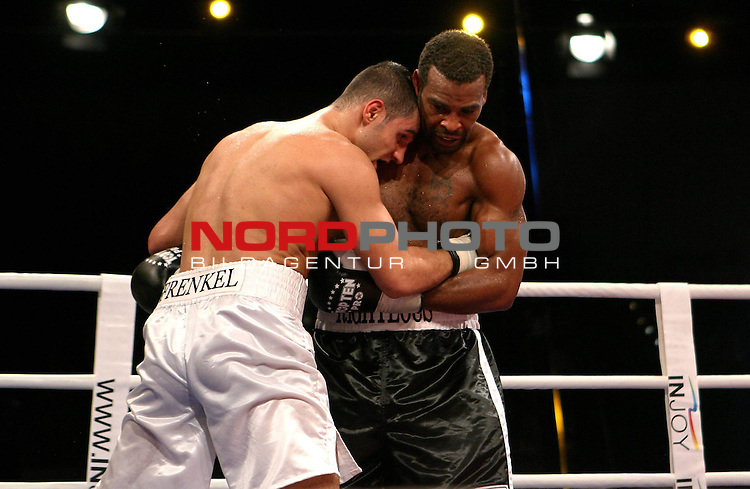 Cruisergewicht 8  Runden<br /> Berufsboxgala in der EWE Arena in Oldenburg<br /> Michael Alexander (USA) vs Alexander Frenkel (GER)<br /> Foto &copy; nph ( nordphoto )<br /> <br /> <br /> <br /> <br /> <br /> <br /> <br /> <br /> <br /> <br /> <br /> <br /> <br /> <br /> <br /> <br /> <br /> <br /> <br /> <br /> <br /> <br /> <br /> <br /> <br /> <br /> <br /> <br /> <br /> <br /> <br />  *** Local Caption ***
