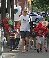 Children of U.S. Border Detainees Arrive at Cayuga Center
