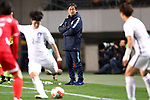 Yoon Deok-Yeo (KOR), <br /> DECEMBER 11, 2017 - Football / Soccer : <br /> EAFF E-1 Football Championship 2017 Women's Final match <br /> between North Korea 1-0 South Korea <br /> at Fukuda Denshi Arena in Chiba, Japan. <br /> (Photo by Naoki Nishimura/AFLO)